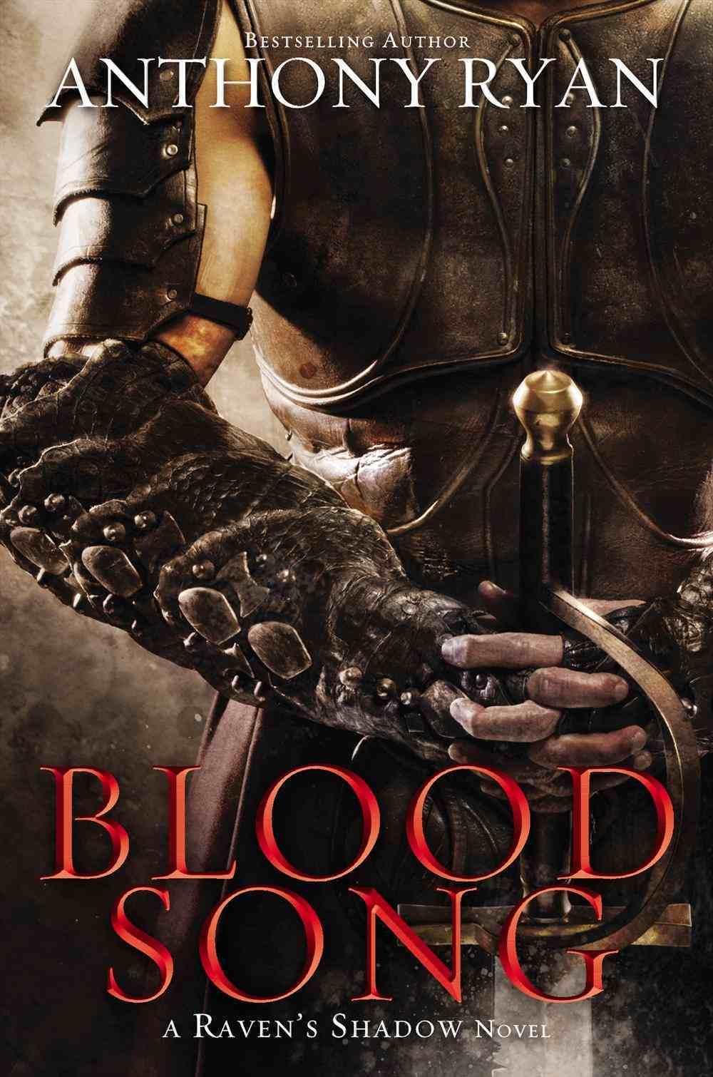 Blood Song by Anthony Ryan (Raven's Shadow #1)