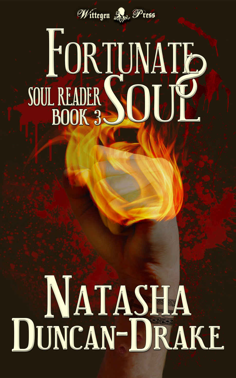 Fortunate Soul (The Soul Reader #3) by Tasha D-Drake