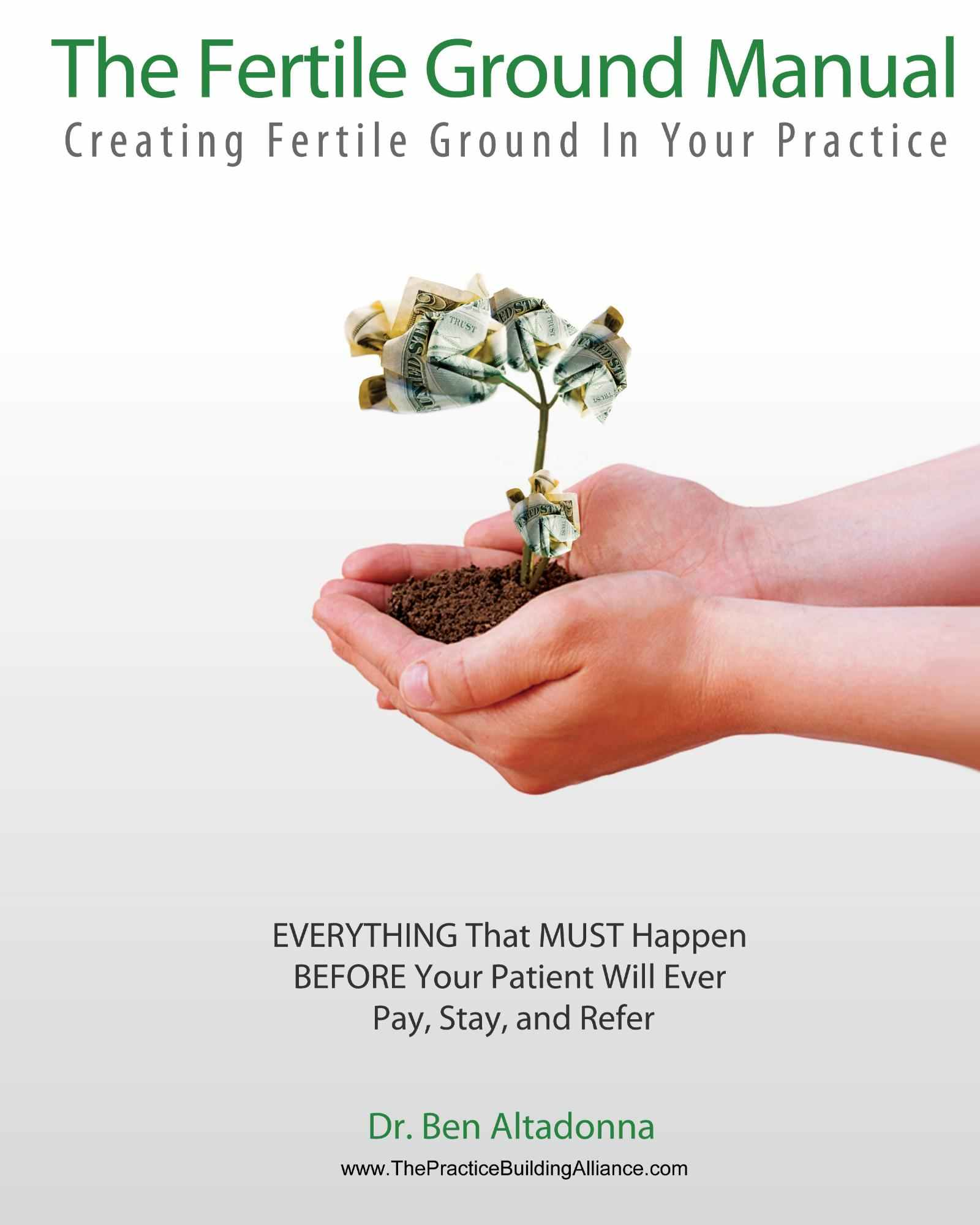 The Fertile Ground Manual