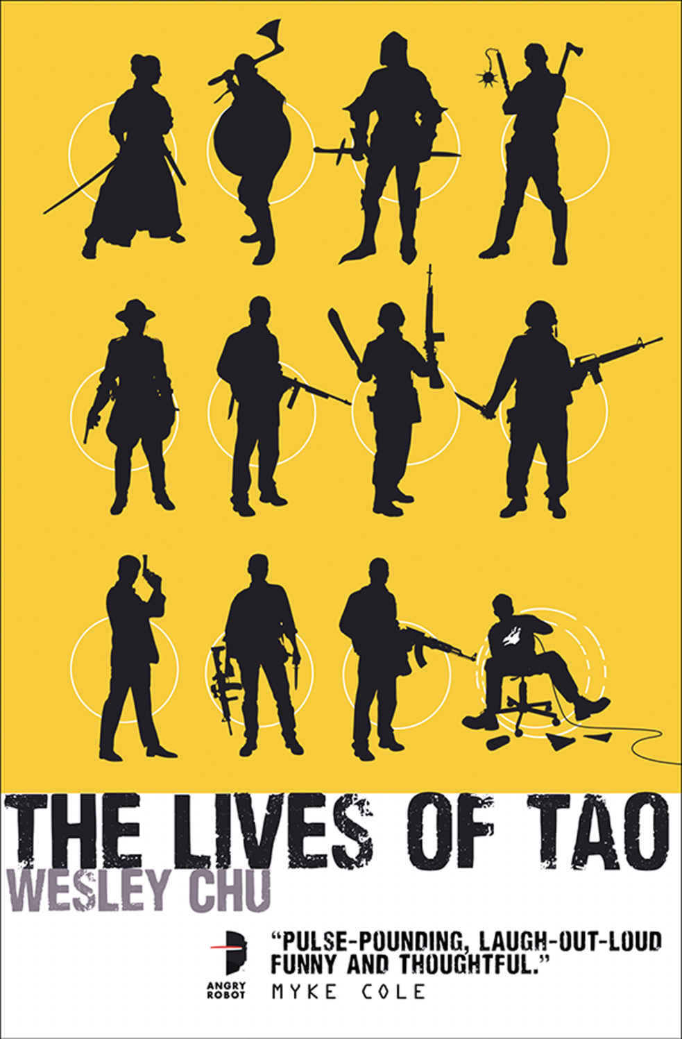 The Lives of Tao by Wesley Chu (Tao #1)