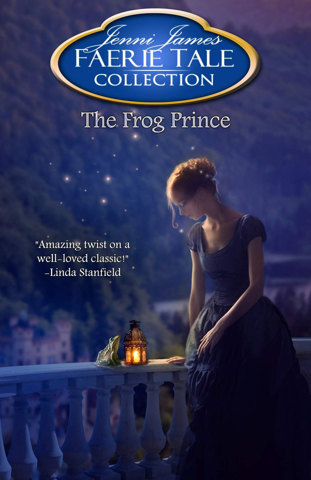 The Frog Prince (Faerie Tale Collection Book 9) Kindle Edition by Jenni James