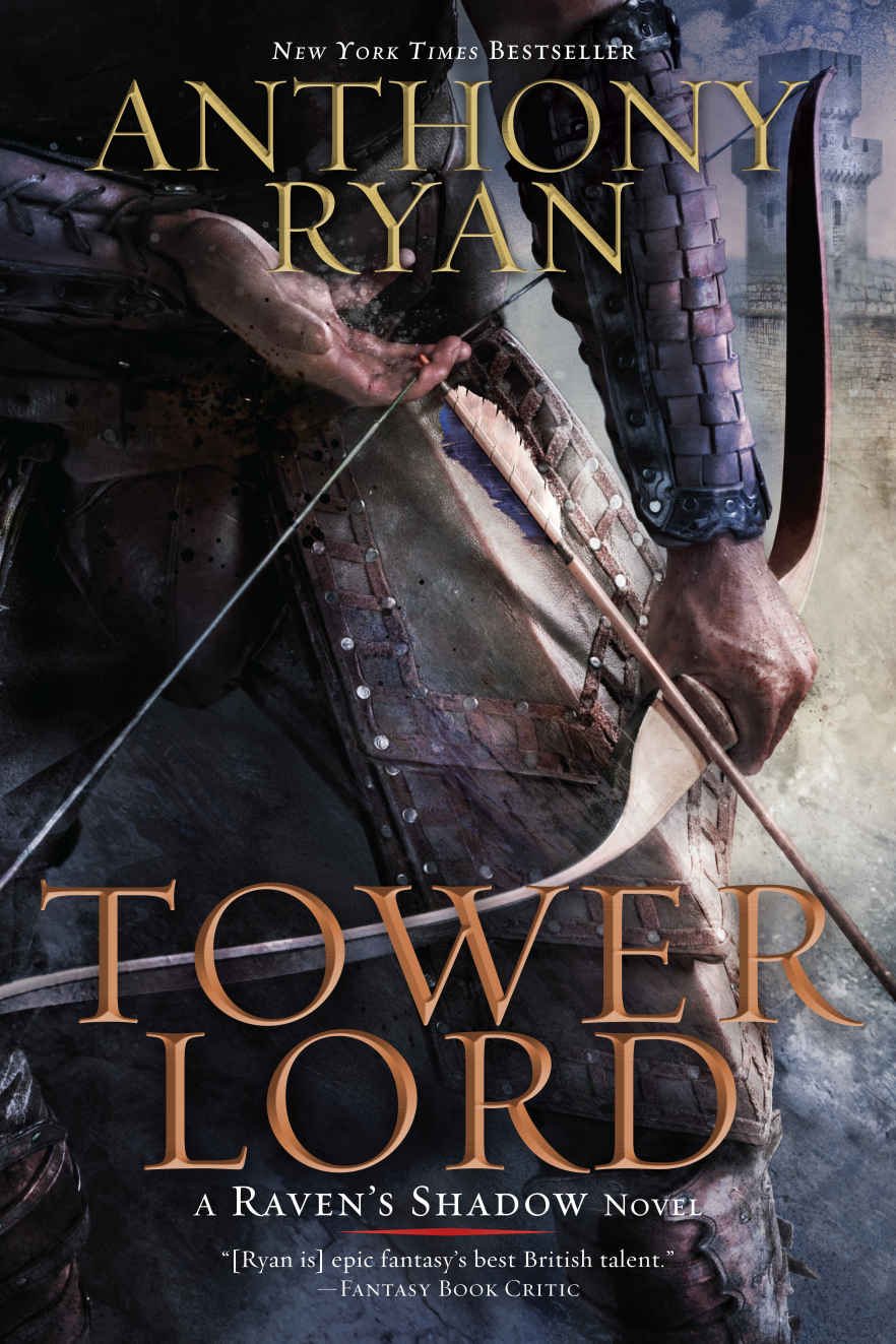 Tower Lord by Anthony Ryan (Raven's Shadow #2)