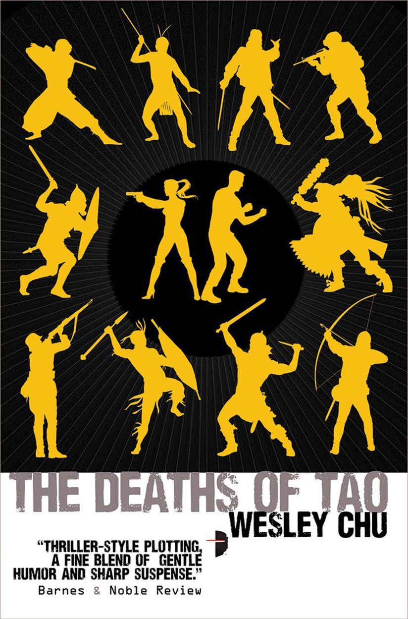 The Deaths of Tao by Wesley Chu (Tao #2)
