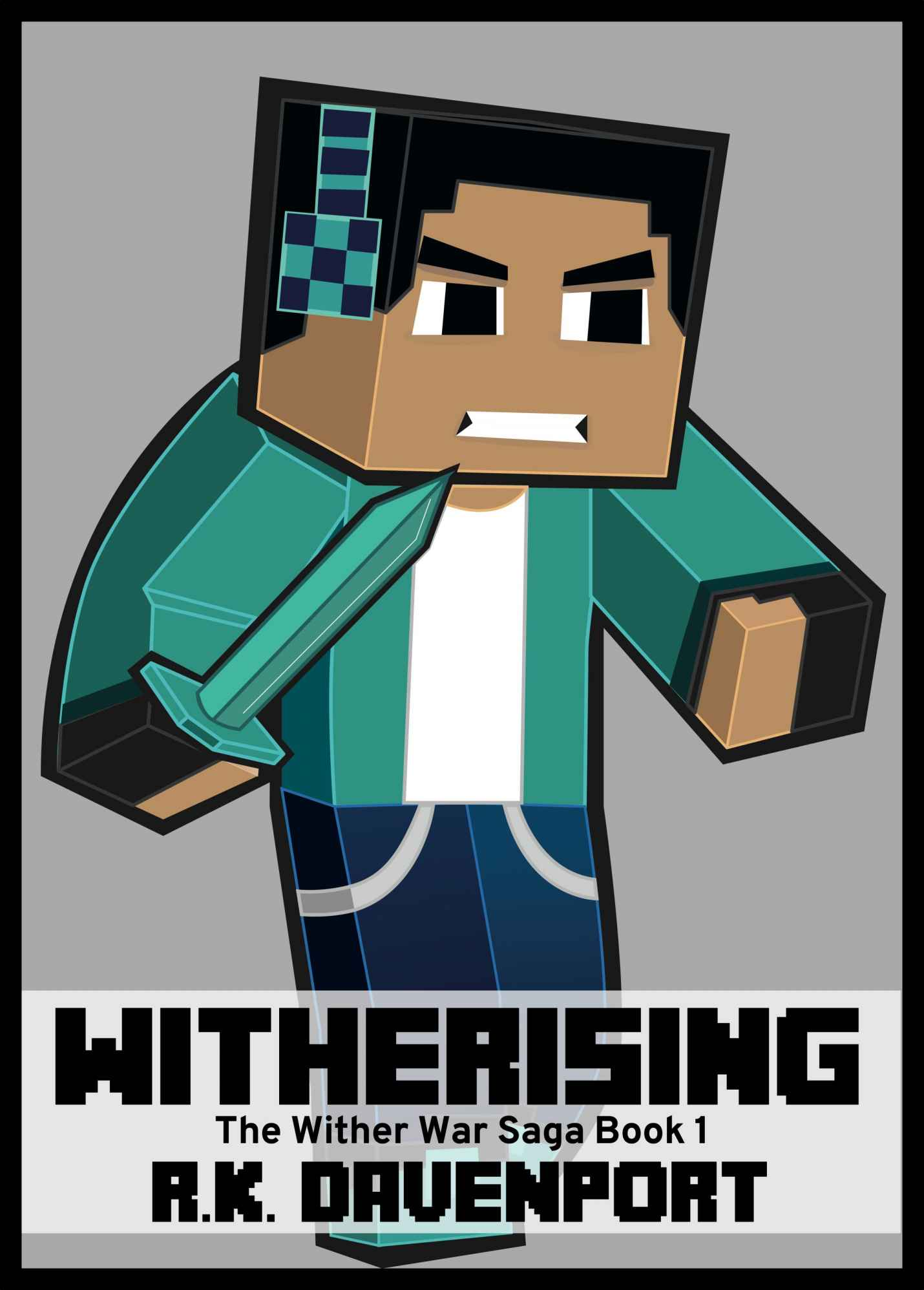 Witherising (The Wither War Saga Book 1) by R.K. Davenport