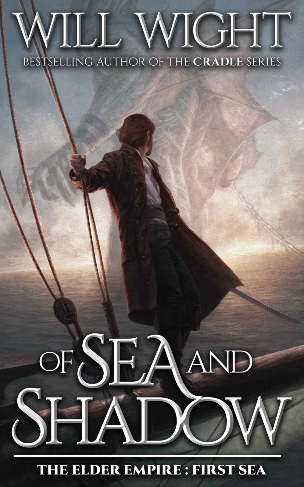 Of Sea and Shadow by Will Wight (The Elder Empire: Sea Book 1)