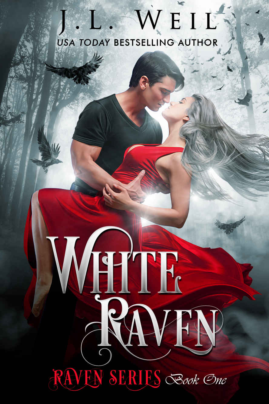 White Raven (The Raven Series Book 1) Kindle Edition by J.L. Weil