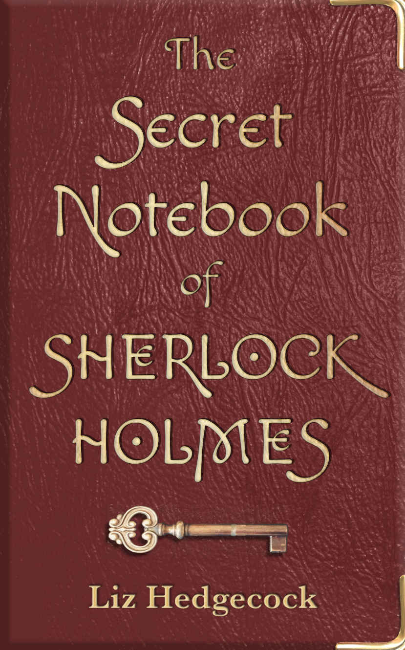 The Secret Notebook of Sherlock Holmes Kindle Edition by Liz Hedgecock