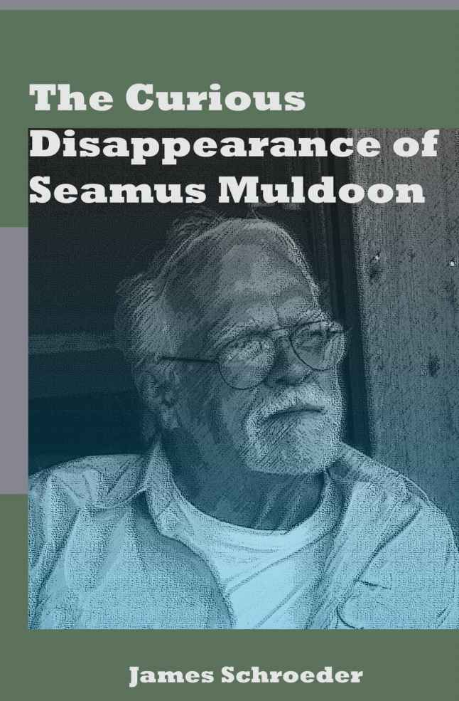The Curious Disappearance of Seamus Muldoon -- Available in Paperback or Kindle