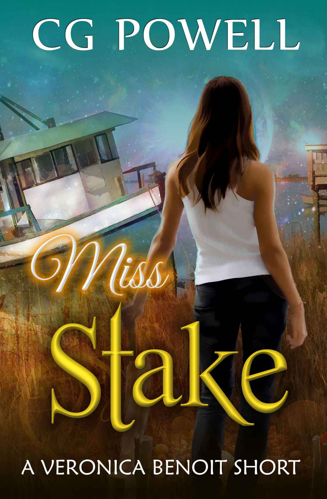 Miss Stake (Veronica Benoit The Miss Series Book 1)