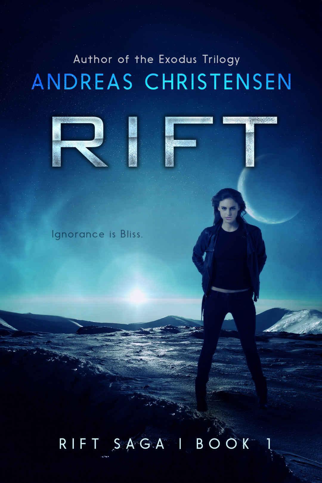 Cover image for RIFT (The Rift Saga)
