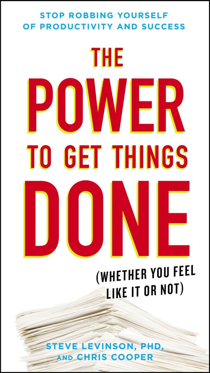 The Power to Get Things Done book
