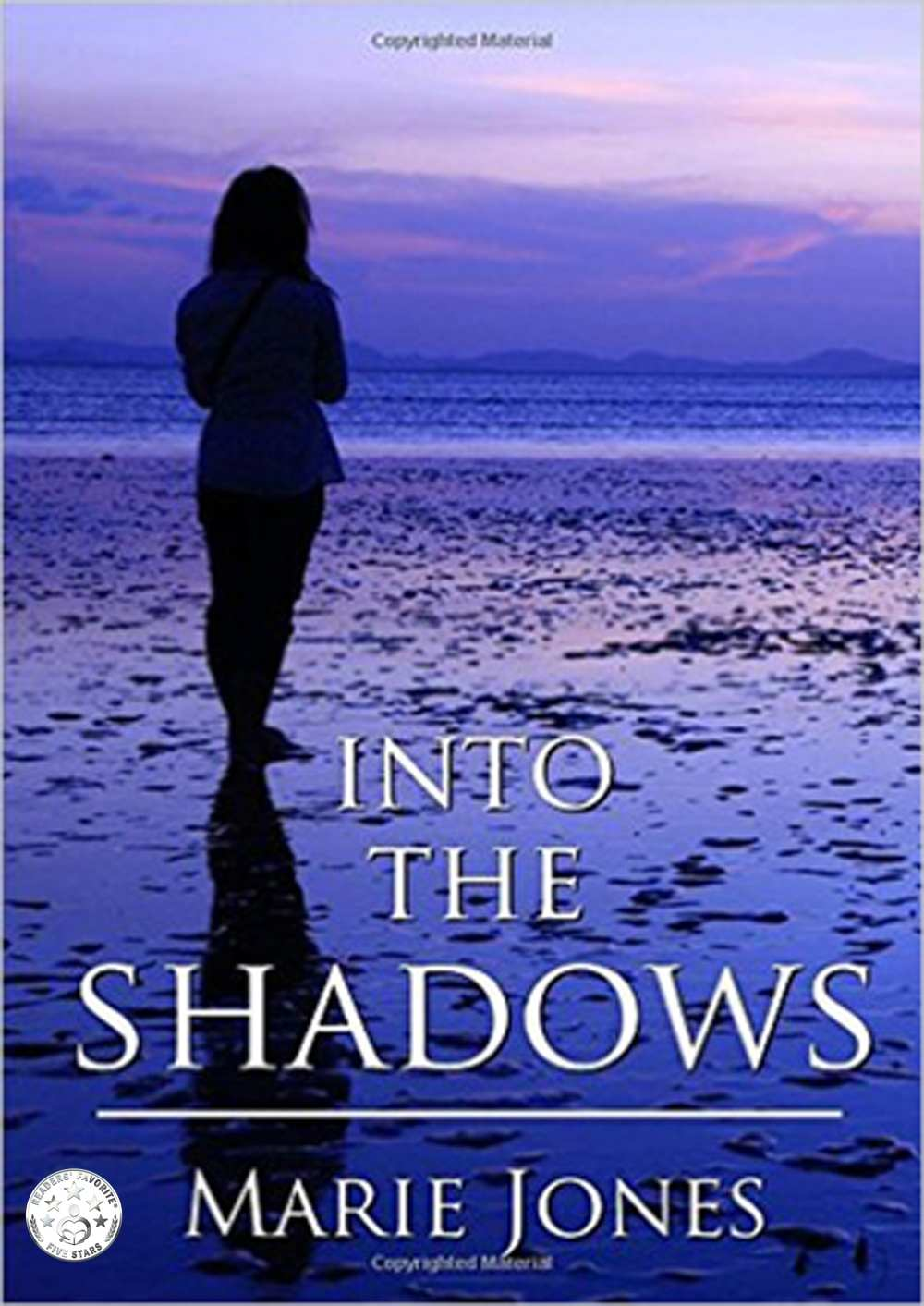 Cover image for Into The Shadows  *** NUMBER 1 BOOK ***: A romantic suspense with an edge of mystery