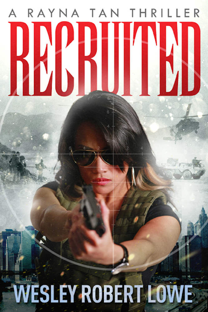 Cover image for Recruited (Rayna Tan Action Thrillers)