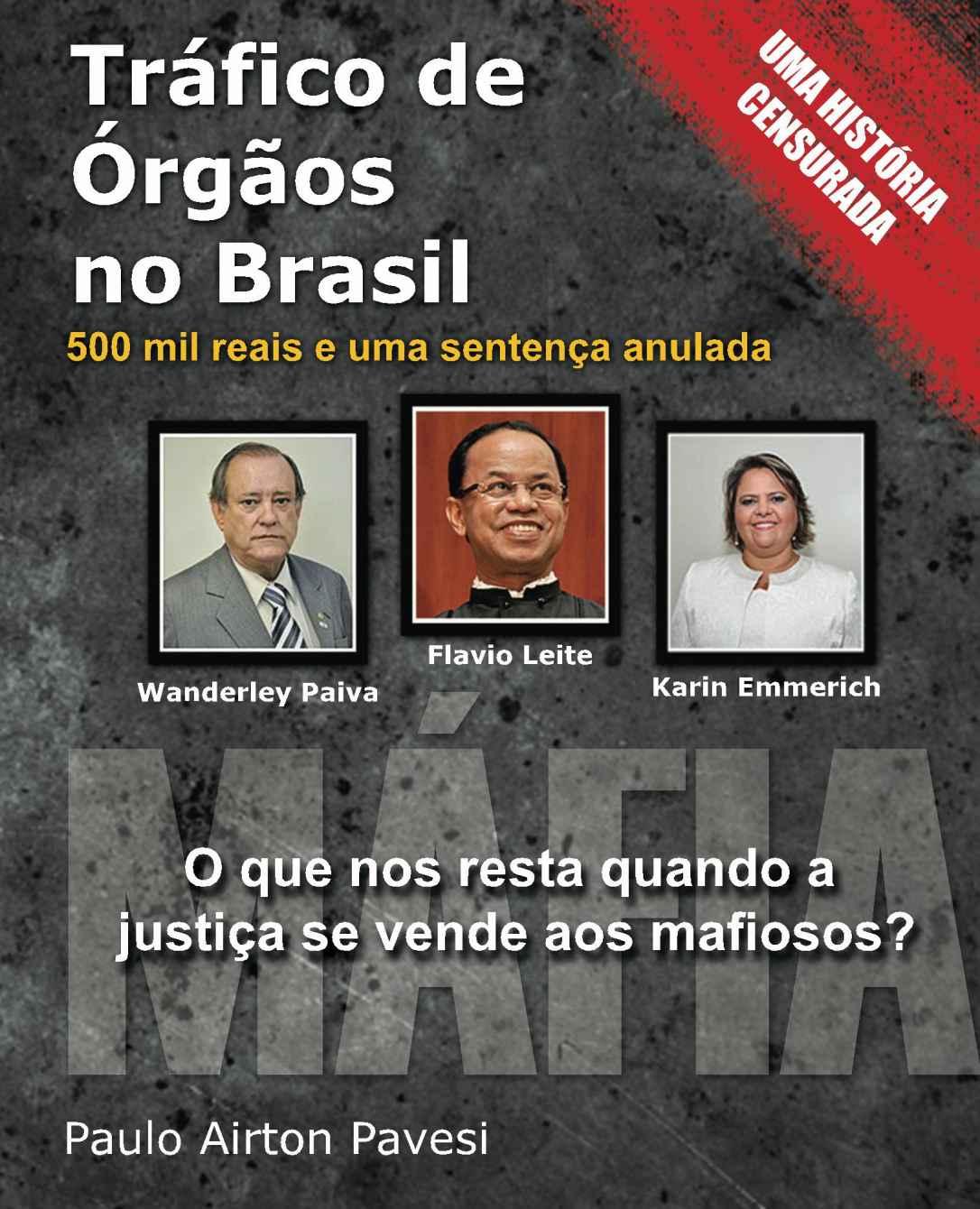 Tráfico de Órgãos no Brasil