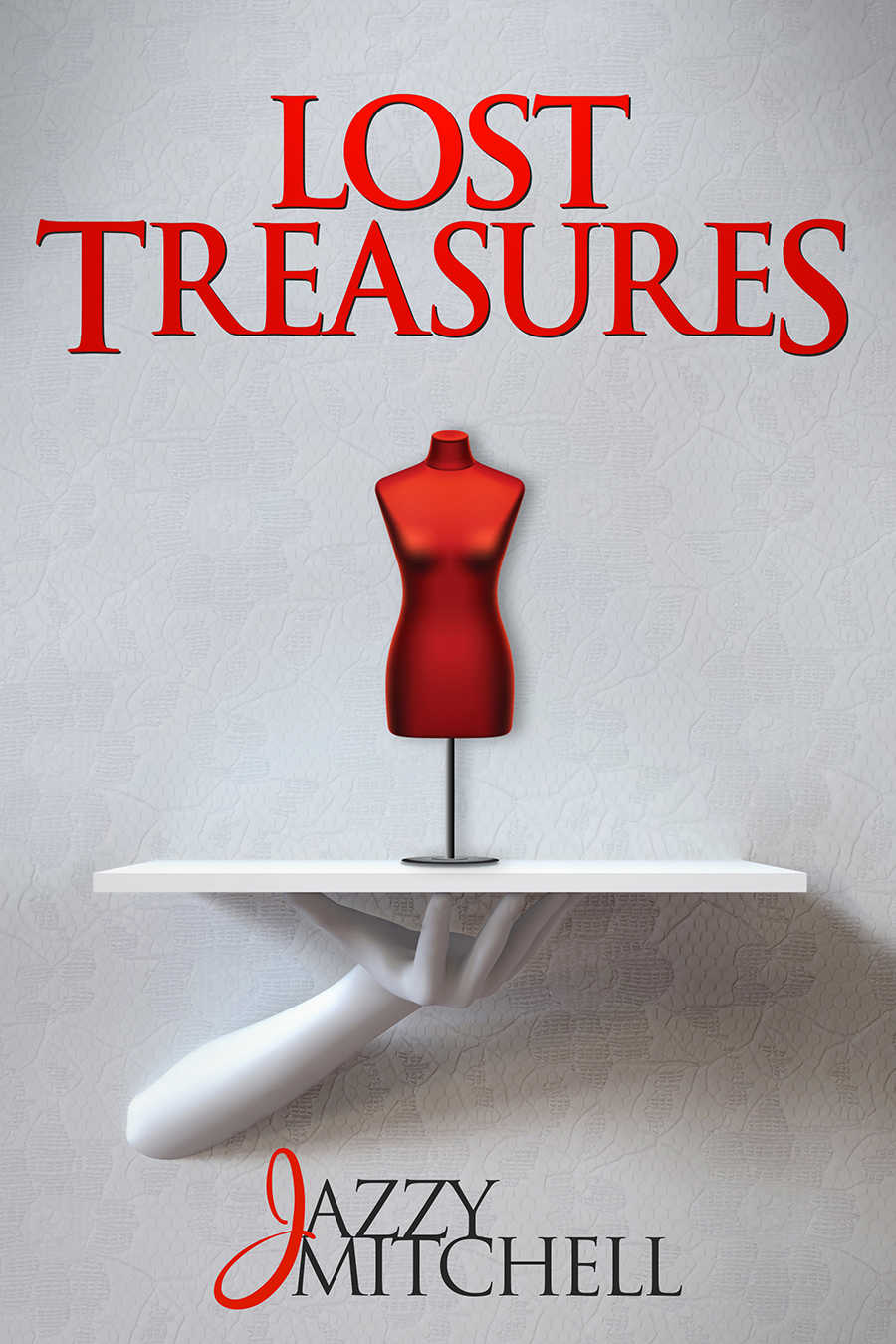 Book Image - Lost Treasures by Jazzy Mitchell