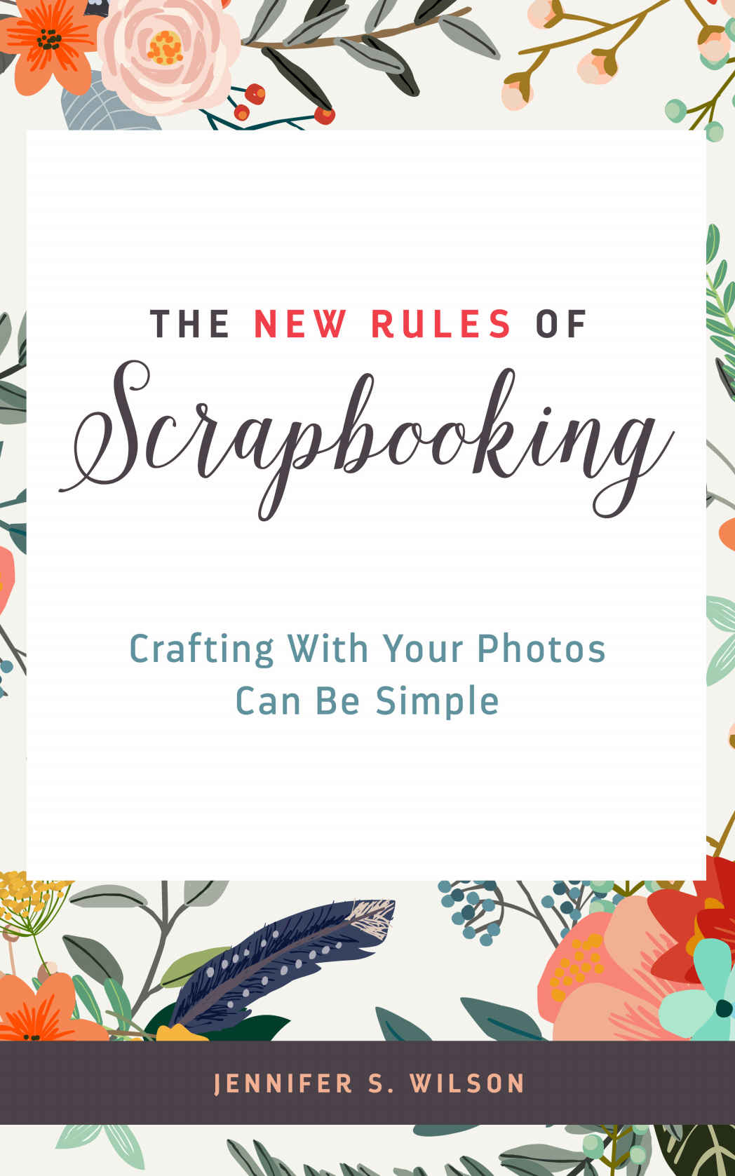 new rules of scrapbooking