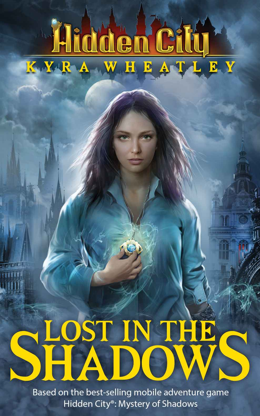 Hidden City: Lost in the Shadows (Book 1)