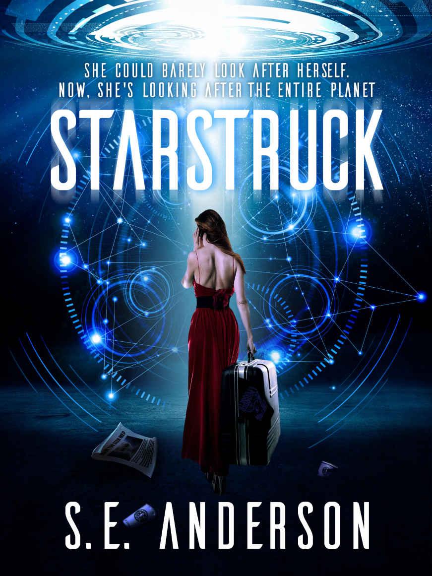 Author Spotlight: S.E. Anderson