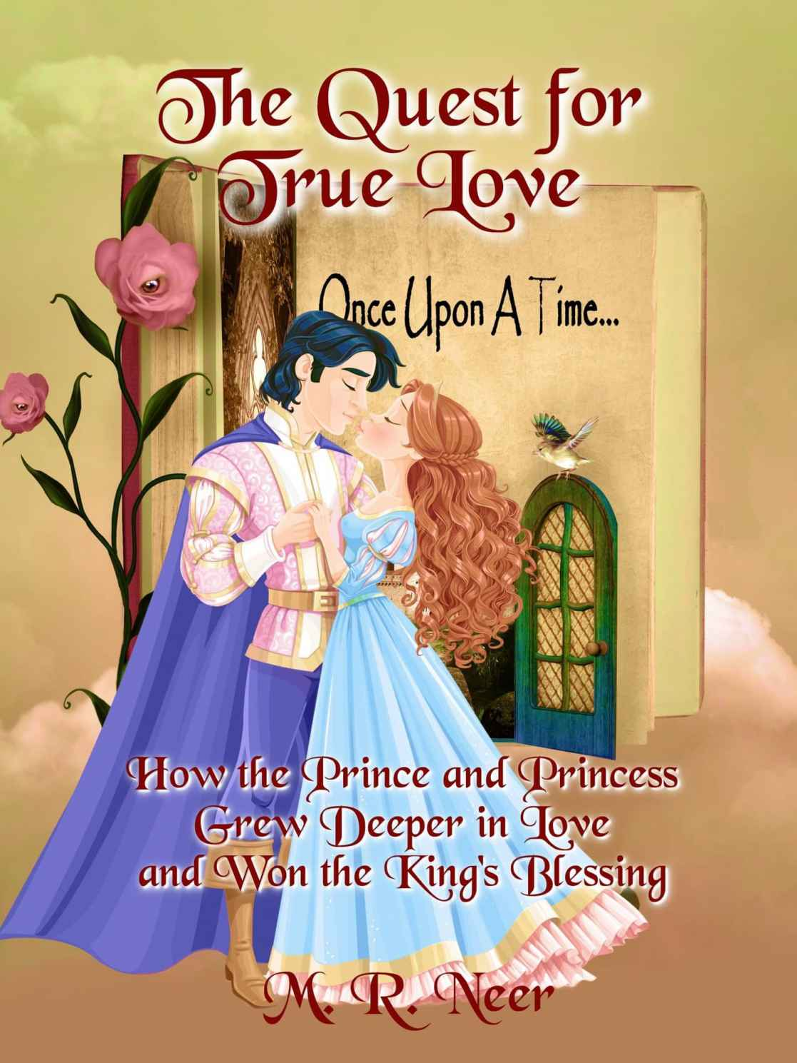 The Four Tasks of Love: How the Prince and Princess Grew Deeper in Love and Won the King's Blessing