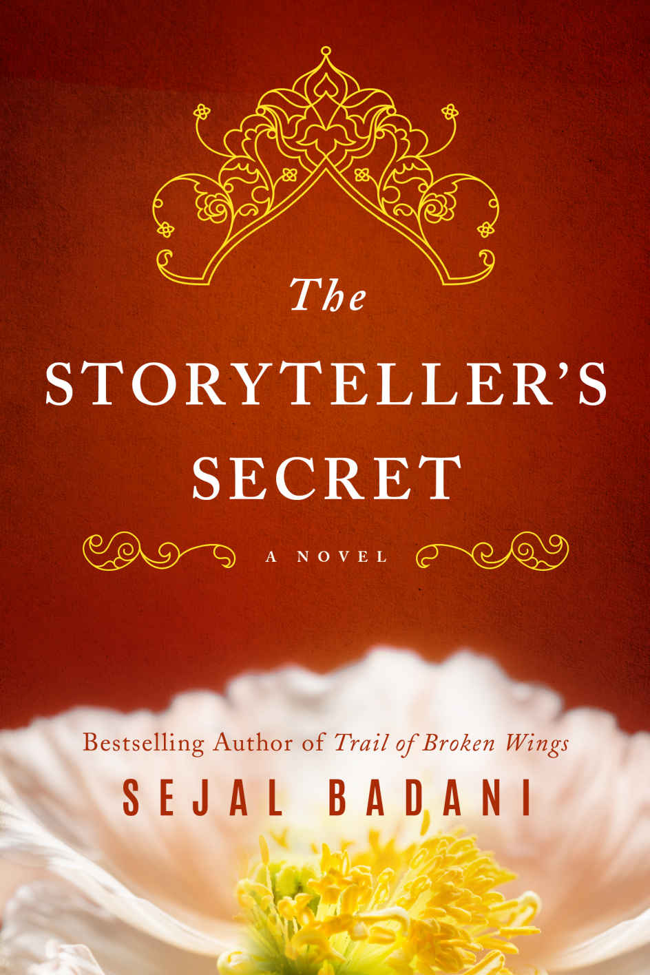 Book Cover: The Storyteller's Secret: A Novel by Sejal Badani