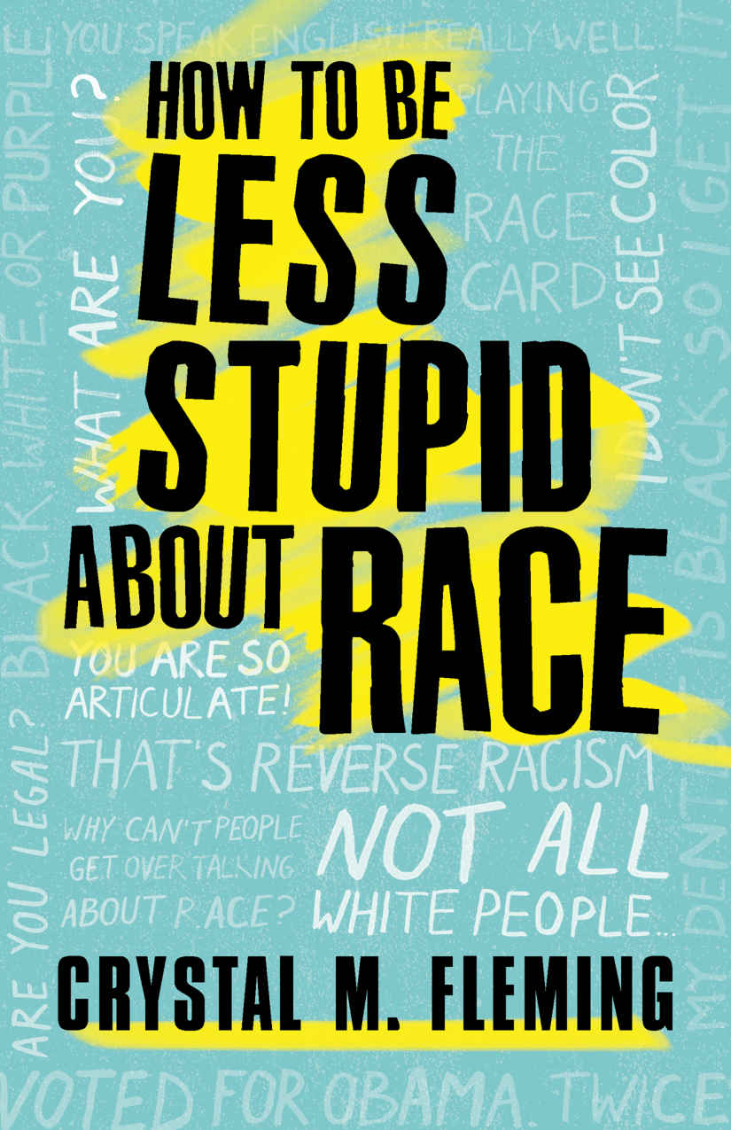 Cover of How to Be Less Stupid About Race: On Racism, White Supremacy, and the Racial Divide by Crystal M. Fleming