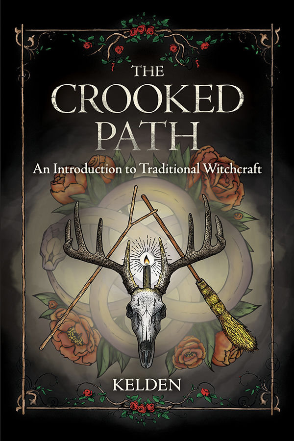 Cover of The Crooked Path