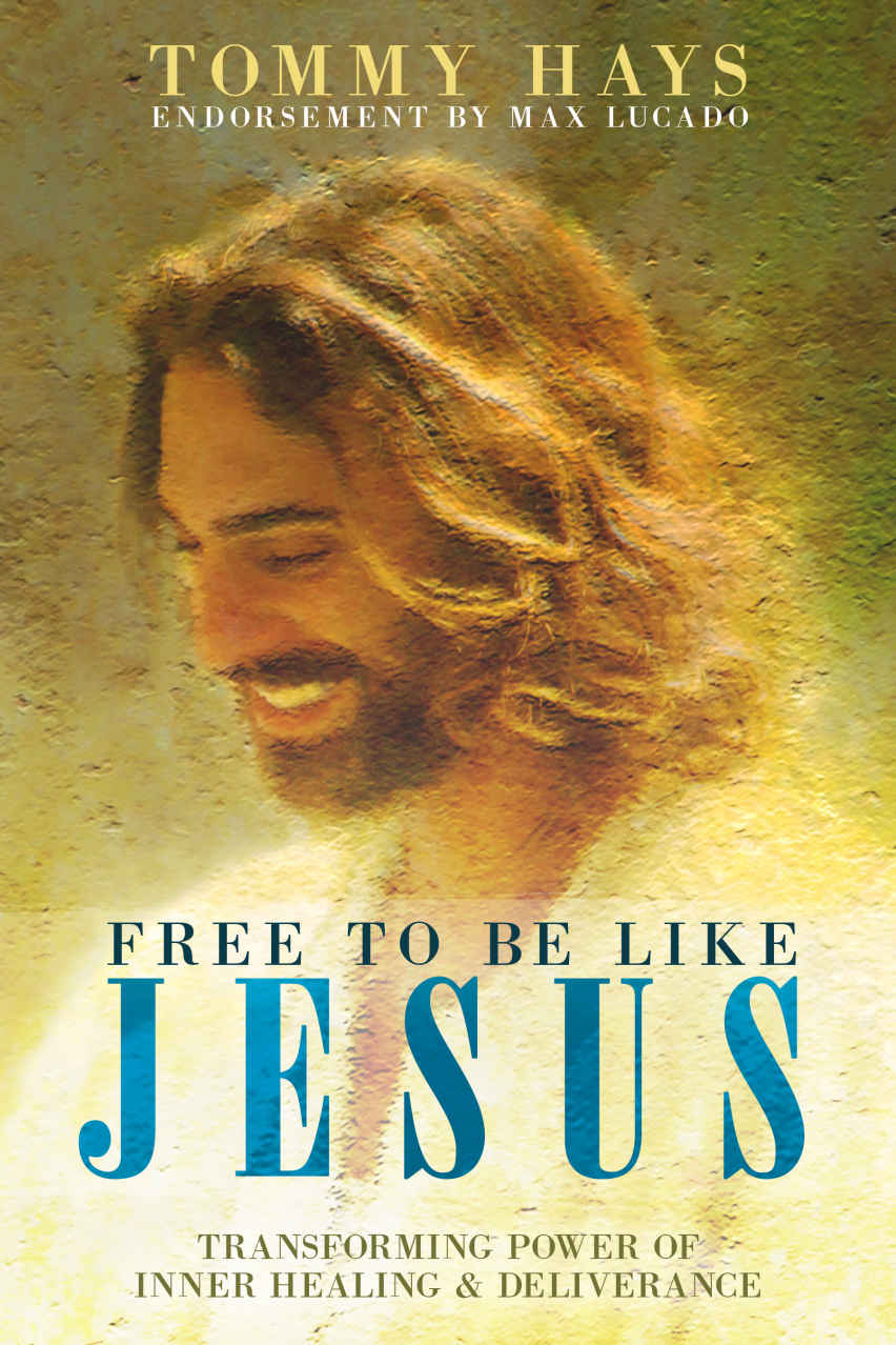 Christian Book Review Listings:  Free To Be Like Jesus