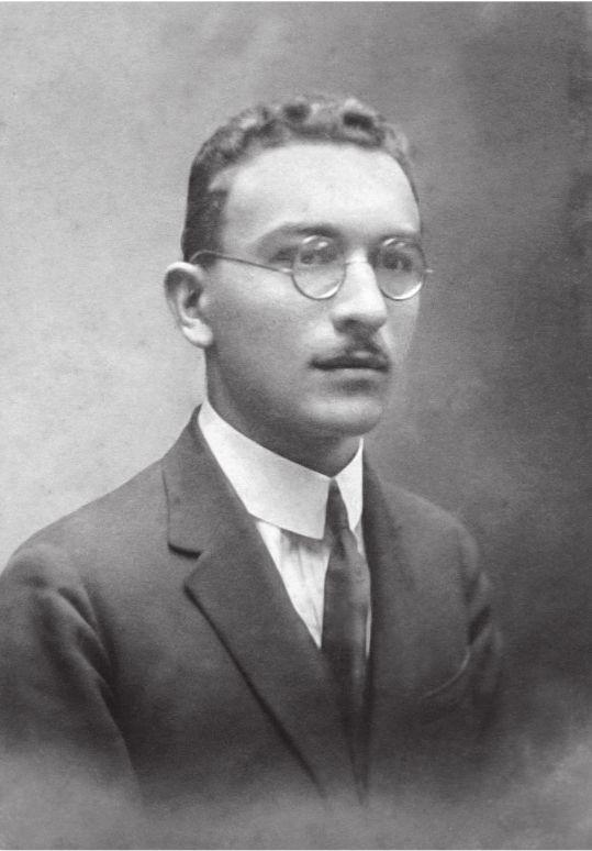 Paulo Rónai, Budapeste, anos 1920.