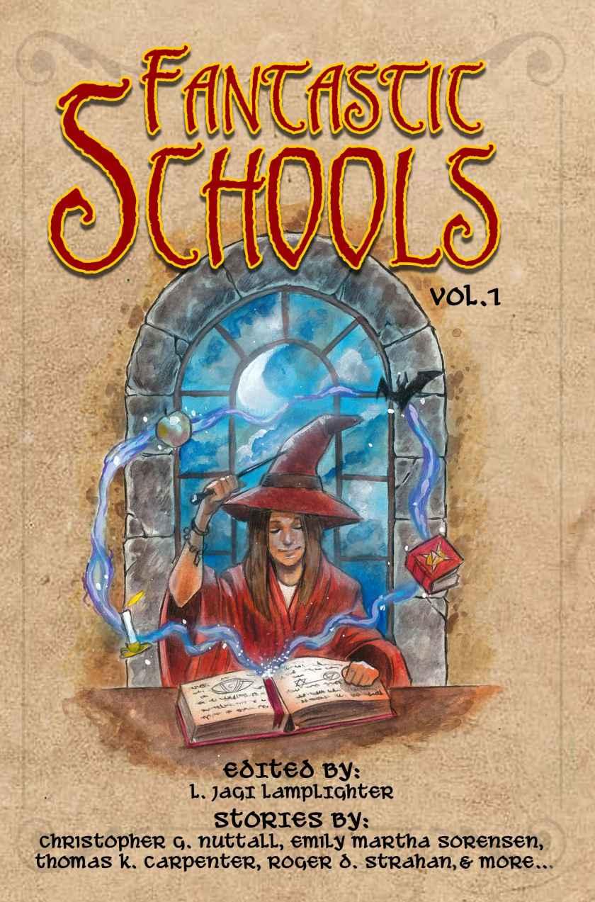 cover of Fantastic Schools Vol. I