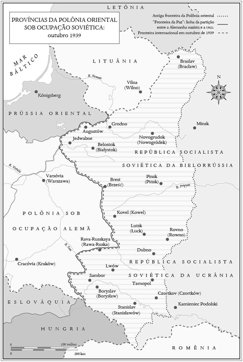 Livro 'O pacto do diabo: A aliança de Hitler com Stálin, 1939-1941' por Roger Moorhouse
